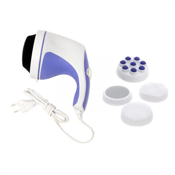 Spin Body Massager Relax Spin Tone Slimming Lose Weight Fat Remove Facial Skin Tightening Weight Loss Device