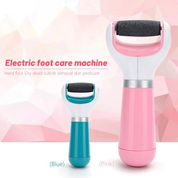 Electric Foot Care Pedicure Remove Calluses Hardness Dead Skin Heels Grinding Pedicure Foot Grinder Pedicure Bathroom Products
